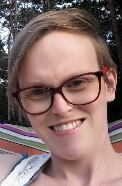 Nathalie Grietens, diëtiste, stoma-actief